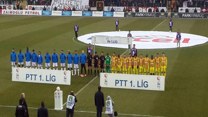 Elazığspor 0-3 A.Yeni Malatyaspor