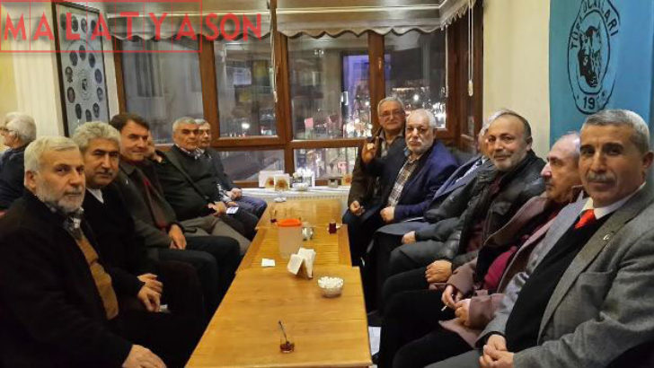 Türk Ocağı sohbet programı