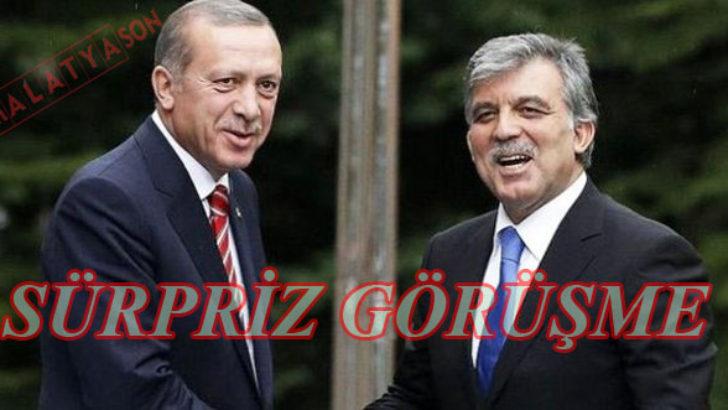 Erdoğan Abdullah Gül ile
