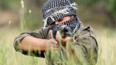 Çatışmada 5 terörist öldü