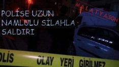 Polise saldırı