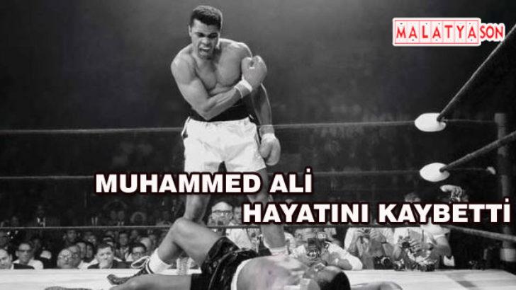 Muhammed Ali hayata gözlerini yumdu