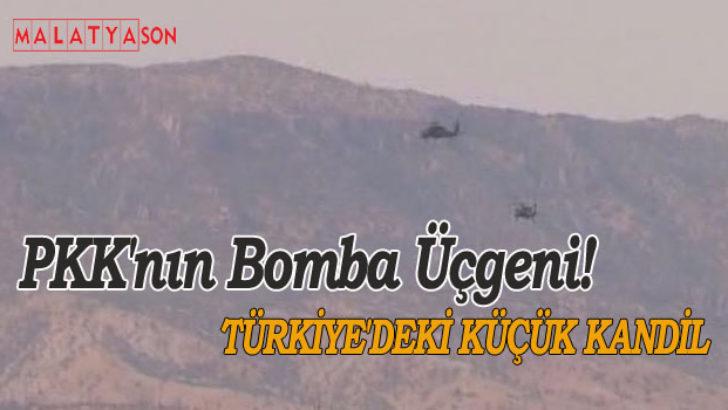 PKK'nın bomba üçgeni!