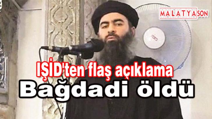 Bağdadi öldü