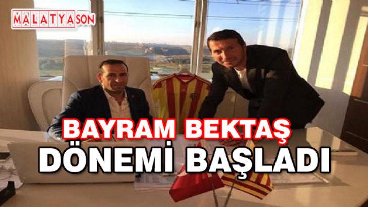 Yeni Malatyaspor'da yeni dönem