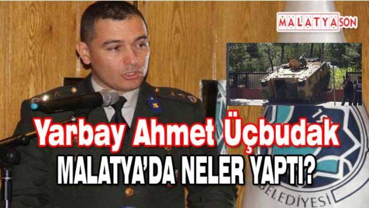 Malatya'da Fetö ve darbe destekçisi Yarbay Ahmet Üçbudak