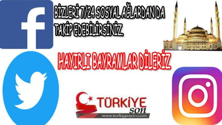 Türkiyeson ailesinden ramazan bayramı mesajı