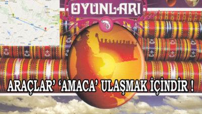 ARAÇLAR' 'AMACA' ULAŞMAK İÇİNDİR !