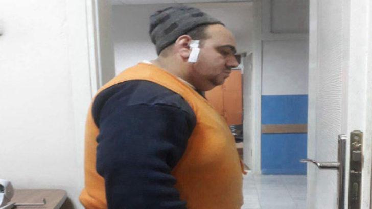 Engelli Çalışanı Hastanede Öldüresiye Dövdüler