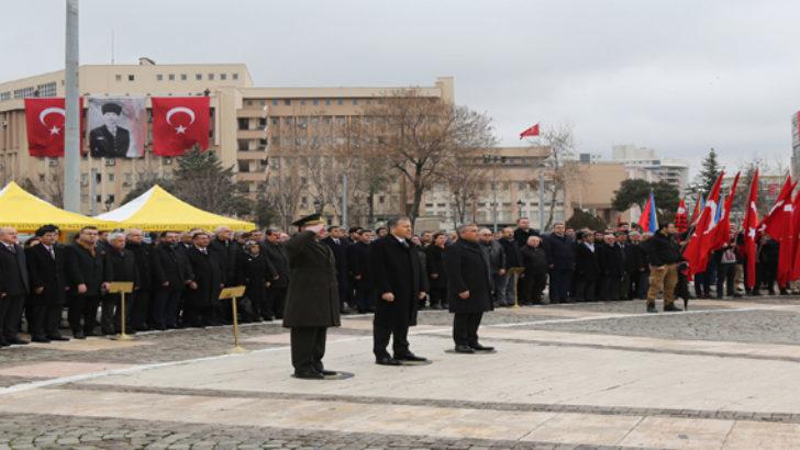 Atatürk'ün Gaziantep'i Teşriflerinin 85'inci Yıldönümü Kutlandı