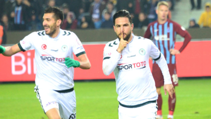 Trabzonspor kupada devre dışı