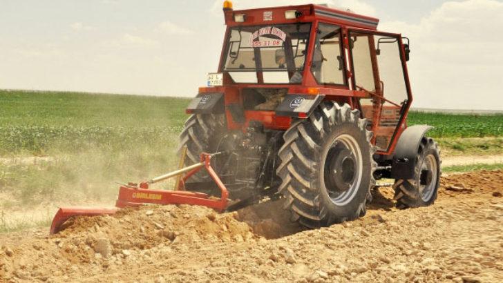 Örtü altıyla tarımda üretim kesintisiz sürüyor