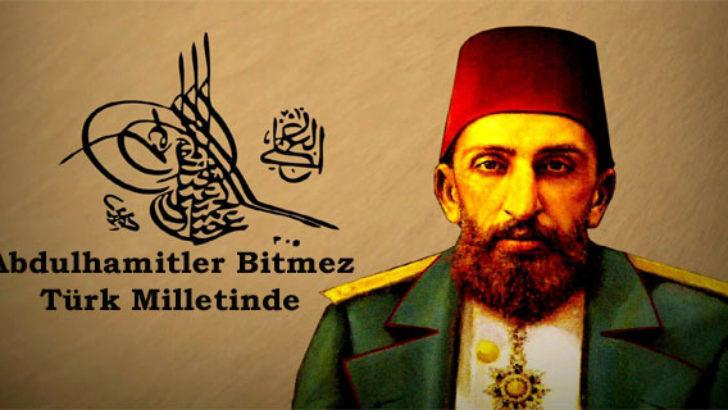 Abdulhamitler Bitmez Türk Milletinde