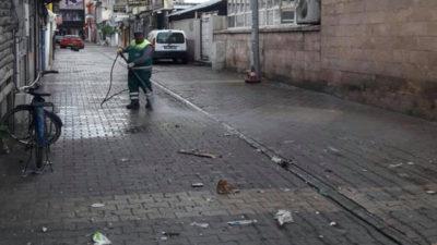 Şehir Genelinde Temizlik Çalışması