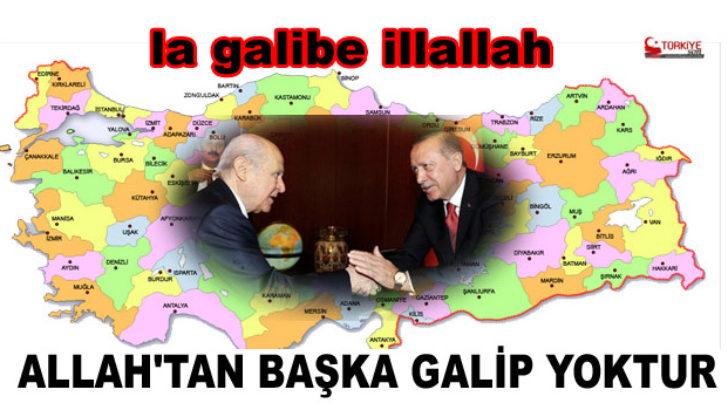 ALLAH'TAN BAŞKA GALİP YOKTUR