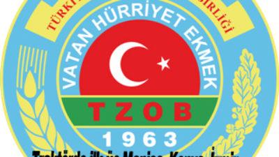 TZOB Genel Başkanı Bayraktar-Traktörde ilk üç Manisa, Konya, İzmir