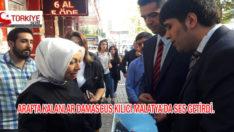 Arafta Kalanlar Damascus Kılıcı Malatya'da sSes Getirdi.