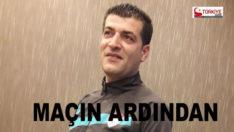 MAÇIN ARDINDAN