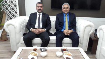Avşar, Türk Polis Teşkilatının kuruluşunun 174. yılı nedeniyle bir kutlama mesajı yayınladı