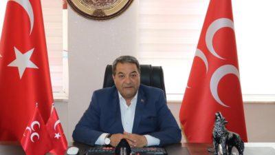 Fendoğlu, Alpaslan Türkeş'in ölümünün 22'nci ölüm yıl dönümünde bir mesaj yayınladı