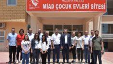 """""""MALATYA TSO'DAN BAYRAM ZİYARETLERİ"""""""
