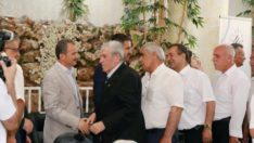 Adıyaman Belediyesi Resmi Bayramlaşma Törenine Ev Sahipliği Yaptı