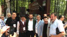 Başkan Şerifoğulları'na İstanbul'da yoğun ilgi