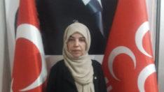 Selma Çiçek'den Ramazan bayramı mesajı