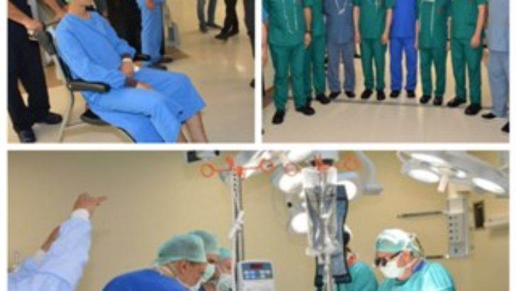 Malatya İnönü Üniversitesinde Aynı Anda 5 Karaciğer Nakli Gerçekleştiriliyor.