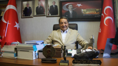 Mhp Malatya Milletvekili Mehmet Fendoğlu'nun 30 Ağustos Zafer Bayramı Mesajı