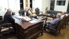 """Başkan Güder,"""" Malatya'nın Değerleriyle Malatya'yı Yönetmemiz Gerekli"""""""