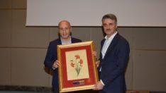 Vali Baruş, İstanbul Hazır Giyim ve Konfeksiyon İhracatçıları Birliğinin Toplantısına Katıldı