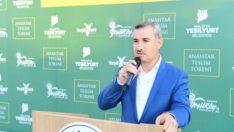 """""""Yeşilköy-2 Konutları Malatya Ve Yeşilyurt'a Hayırlı Olsun"""""""