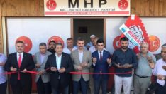 MHP 'DEN KALE'YE ZİYARET