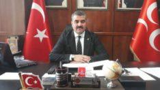 Milliyetçi Hareket Partisi Malatya İl Başkanı R.Bülent Avşar , '26 Eylül Türk Dil Bayramı' dolayısıyla mesaj yayımladı.