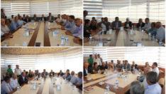 Çalık, DSİ yöneticileri ile düzenlenen Toplantıya Katıldı