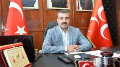 Başkan Avşar'ın Cumhuriyet Bayramı Kutlama Mesajı
