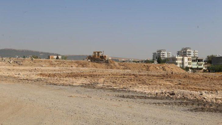 Karapınar ve Yeni Sanayi Mahallesi'ne Devasa Park