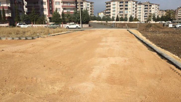 Altınşehir Mahallesi'ndeki Taziye Evinin Çevre Düzenlemesi Yapıldı