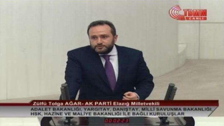 """Ağar: """"Özelleştirme AK Parti'nin icadı değildir"""""""
