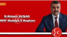 Başkan Avşar'ın Yeni Yıl Mesajı
