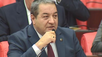 Fendoğlu Fuat Okyay'dan Malatya'ya TMO Bölge Müdürlüğü İstedi