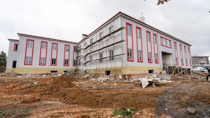 Yeni İtfaiye Merkezi