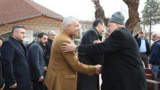 """Başkan Güder:""""muhtarlarımızla güçlü bağlar kurduk"""""""