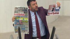 Ağbaba'dan AKP'ye ayar üstüne ayar