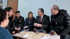 Başkan Kılınç, Sokak Hayvanları İçin Hazırlanan Projeye Destek Verdi