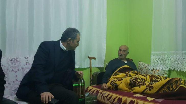 Başkan Kılınç 'Çat Kapı' Ziyaretlerine Devam Ediyor