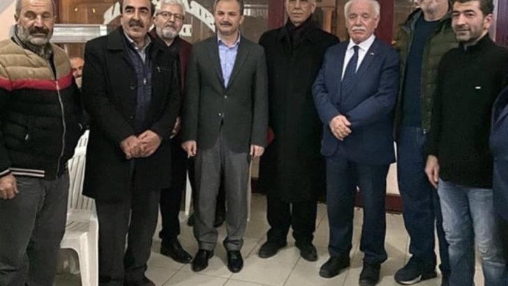 Başkan Kılınç, Sıratut Mahallesi Sakinleriyle Bir Araya Geldi:
