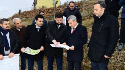 """""""Yeşilyurt, Kaliteli Ulaşım Ağıyla Büyüyor"""""""