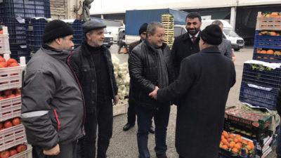 """HAL BİNASININ ÜSTÜ KAPATILMALIDIR"""""""